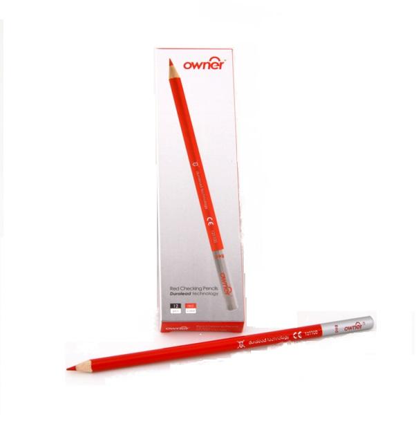 مداد قرمز۱۲ عددی اونر