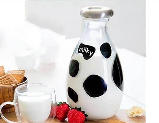 بطری شیر